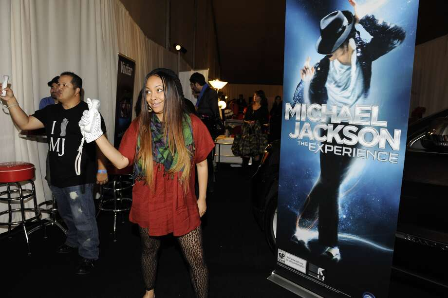 Game boyIn November 2010, Ubisoft released Michael Jackson The Experience. The game lets players virtually step into Michael Jackson's shows and act out the King of Pop's most iconic moments. The game sold over two million copies just a few months after it was released.
