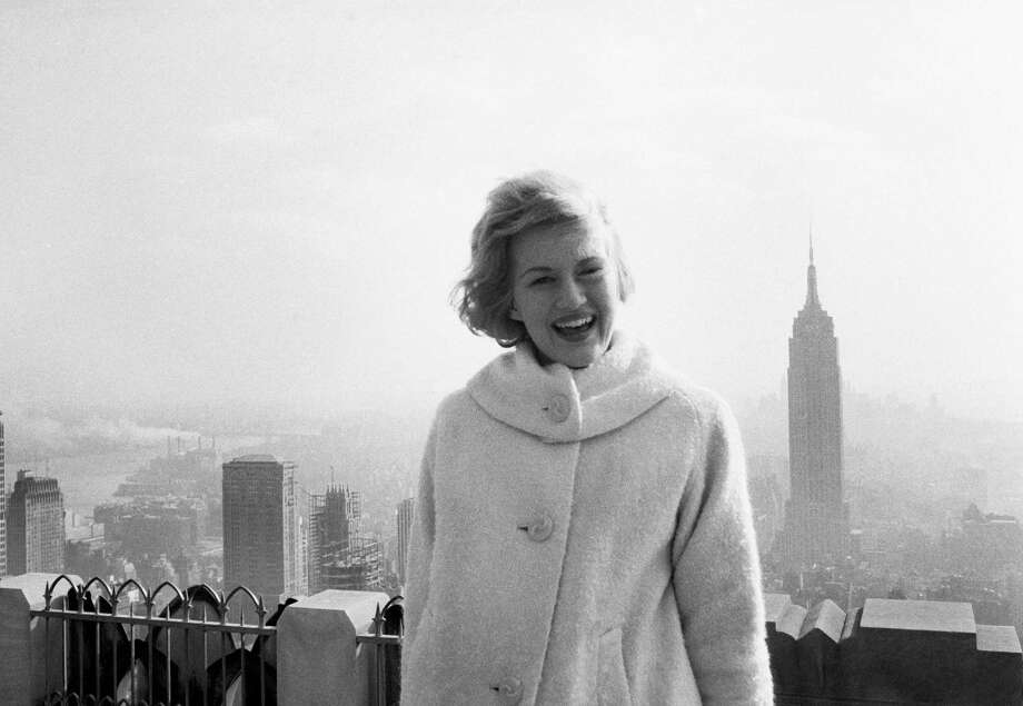 Diane Sawyer, 1960s, New York. Photo: Eddie Adams, AP / AP