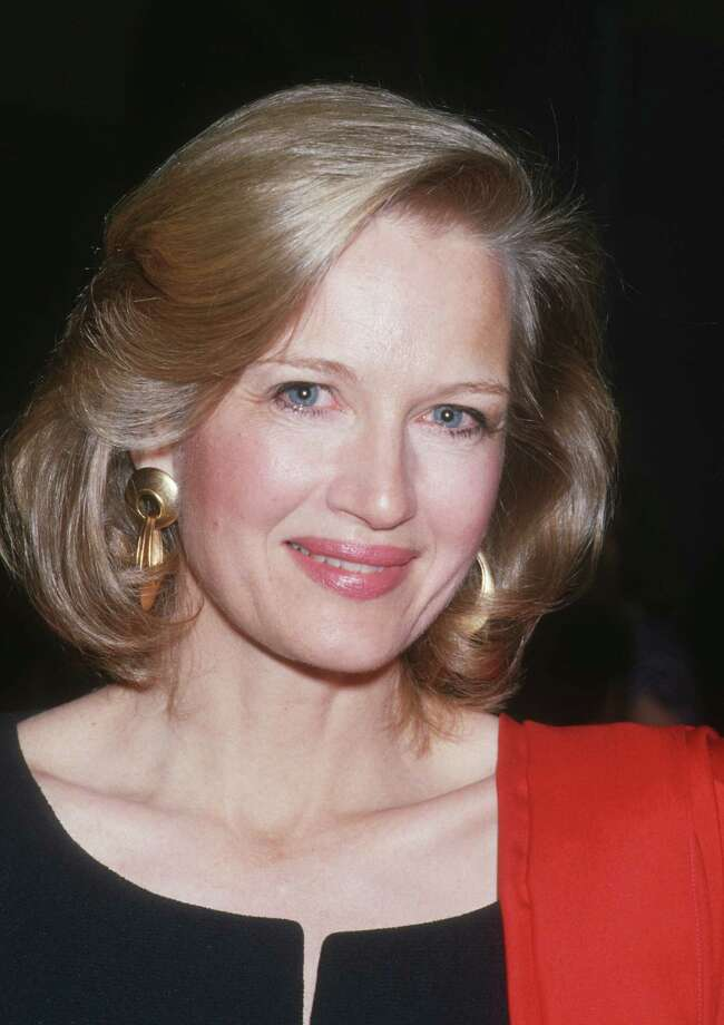Diane Sawyer, 1988.  Photo: Ron Galella, Getty Images / Ron Galella Collection