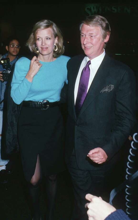 Diane Sawyer has been married to movie director Mike Nichols since 1988. (He won an Oscar for Best Director for The Graduate). The couple is pictured in 1988. Photo: Ron Galella, Getty Images / Ron Galella Collection