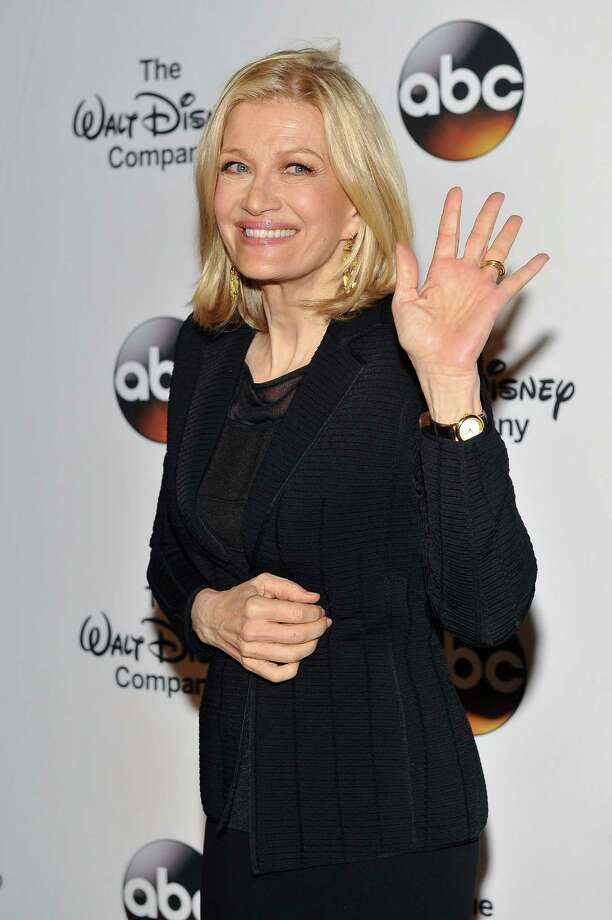 Diane Sawyer attends a celebration for Barbara Walters in New York on May 14, 2014. Photo: D Dipasupil, Getty Images / 2014 Getty Images