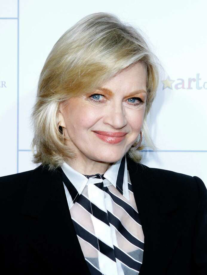 Diane Sawyer, 2011, New York City. Photo: Donna Ward, Getty Images / 2011 Getty Images