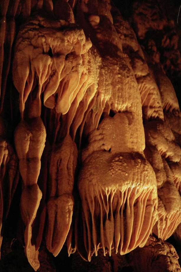 CONTACT FILED:  NATURAL BRIDGE CAVERNS, TEXAS