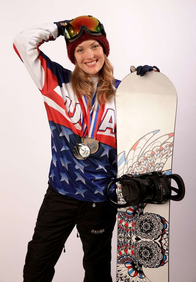 Paralympic Snowboarder Amy Purdy Photo: Doug Pensinger, Getty Images
