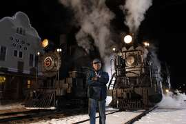 Kids can learn about travel in the railroad age at the Nevada Northern Railway in Ely.