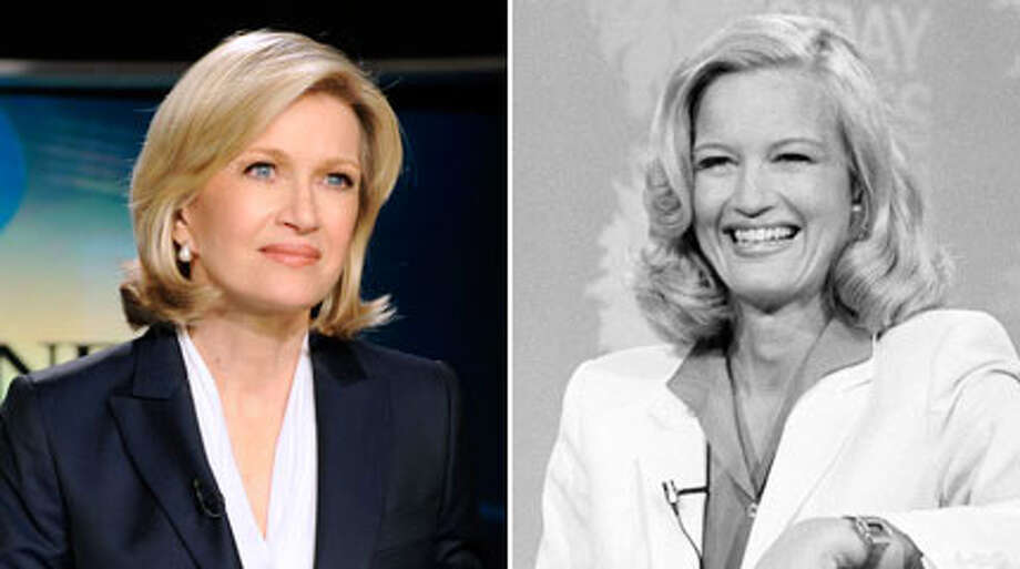 ABC News announced on Tues., June 25, 2014 that Diane Sawyer is stepping down from the evening anchor news desk. Here's a look at Sawyer through the years.