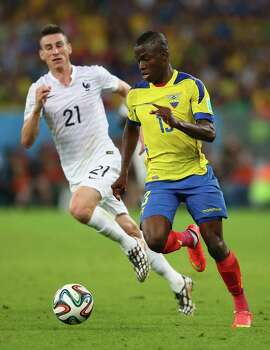 June 25France 0, Ecuador 0 Photo: Julian Finney, Getty Images / 2014 Getty Images