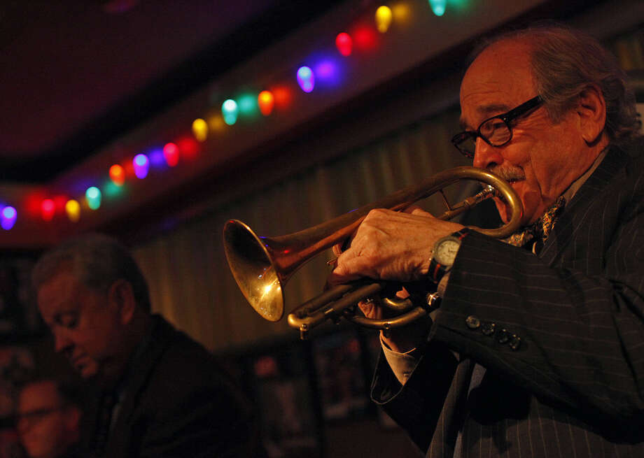 Jim Cullum will bring the Jim Cullum Jazz Band back to the Boardwalk Bistro on Friday night. The Bistro has been making a home for jazz in San Antonio for 25 years. Photo: Express-News File Photo / SAN ANTONIO EXPRESS-NEWS