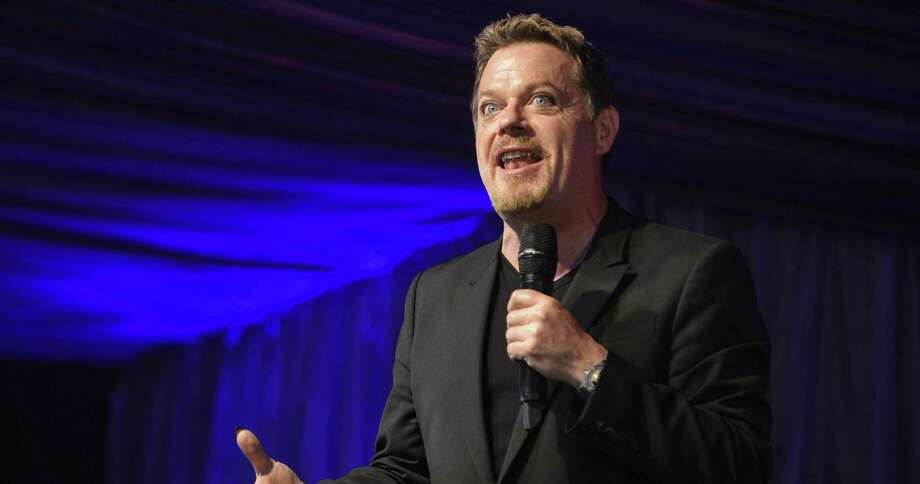 "Humanist-activist-comedian Eddie Izzard performs a ""clean, intellectual show"" that is focused largely on history but isn't limited to history buffs or scholars. Photo: Redferns Via Getty Images / 2013 Andy Sheppard"