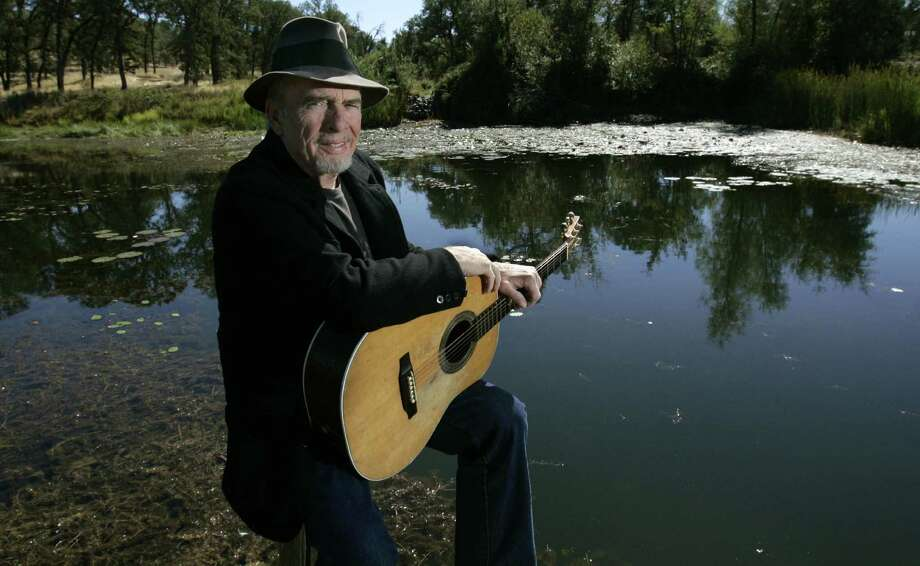 Country Music Hall of Famer Merle Haggard and The Strangers will perform Sunday at John T. Floore Country Store in Helotes. Photo: Associated Press / AP2007