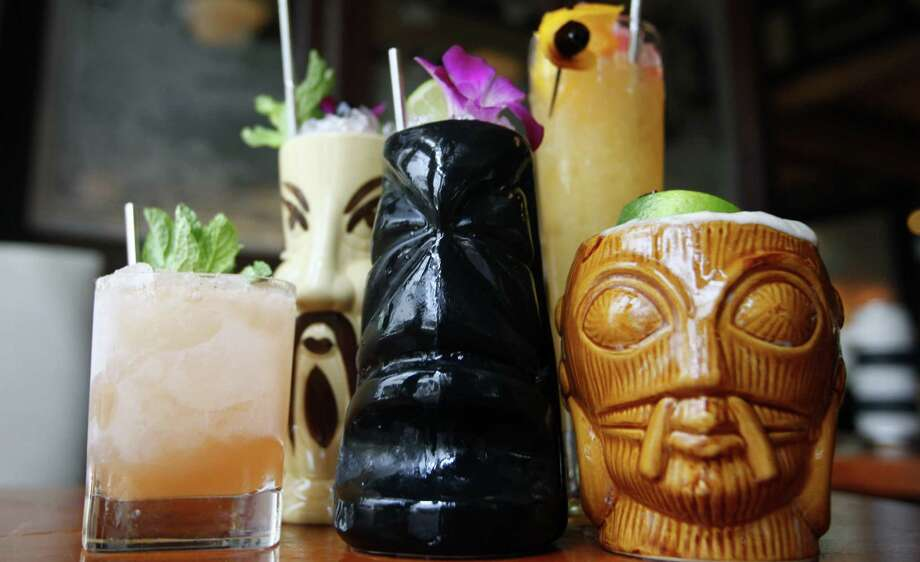 Bohanan's Bar will end its celebration of Tiki-inspired food and drink with a party on Sunday from 4-8 p.m. Photo: Express-News File Photo / © 2012 WILLIAM LUTHER