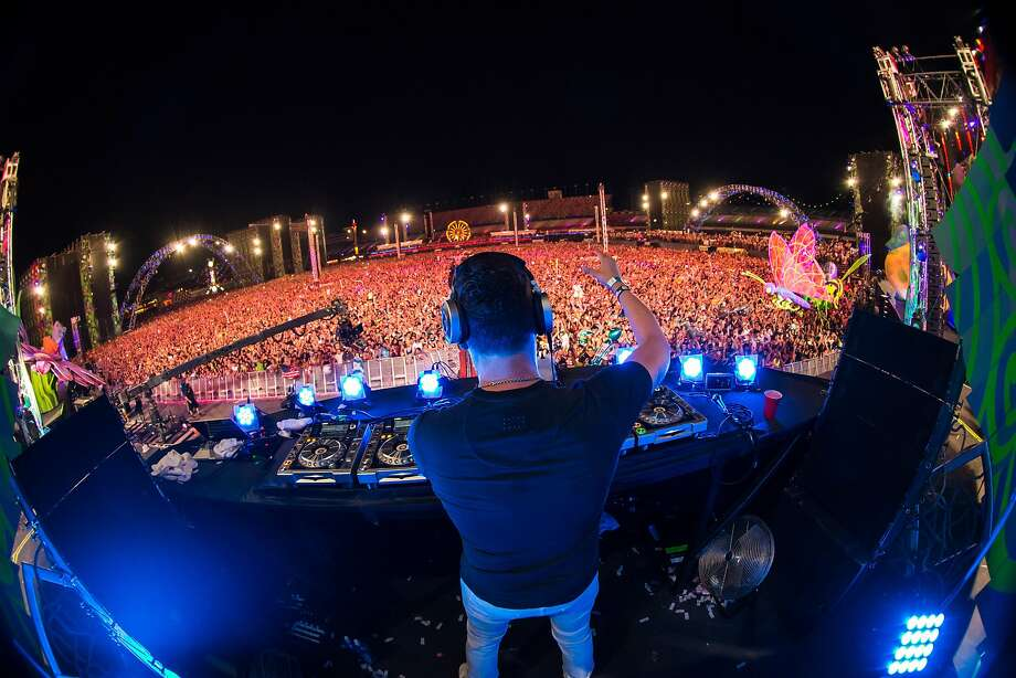 """Under the Electric Sky"" documents the 2013 Electric Daisy Carnival, a festival of electronic music that brings a transcendent experience to an interesting assortment of devotees. Photo: Focus Features"