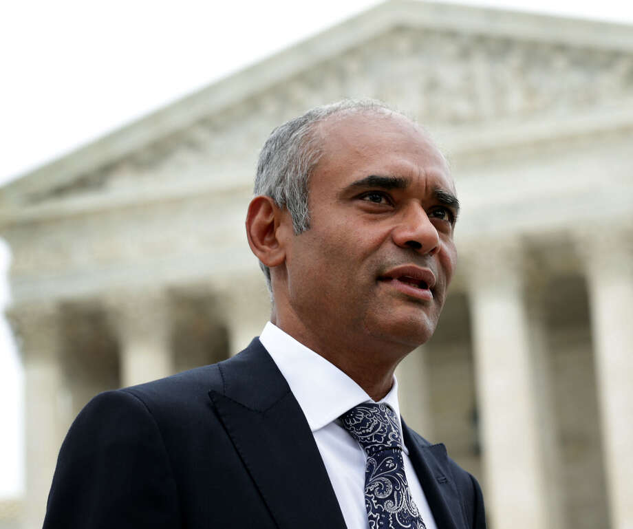 "Chet Kanojia, Aereo's founder and chief executive, said the ruling was a ""massive setback"" for consumers. Photo: Alex Wong / Getty Images / 2014 Getty Images"