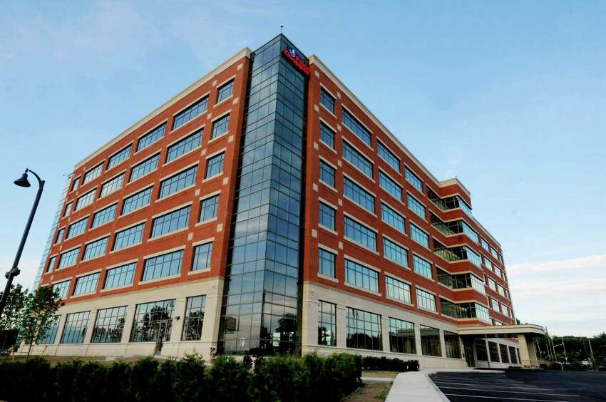 Exterior of the new Price Chopper Headquarters Building at 461 Nott St. on Thursday, June 3, 2010, in Schenectady, NY. The