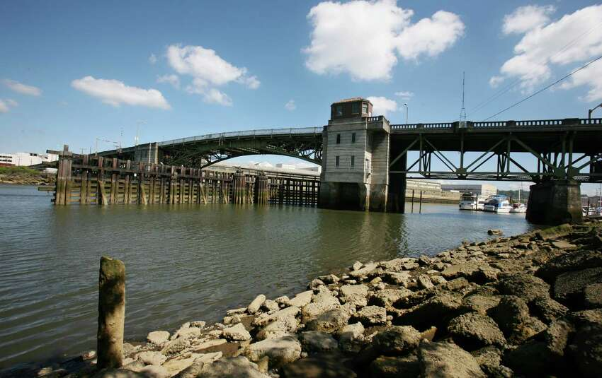 Then: The South Park Bridge, which spans the Duwamish River in the South Park neighborhood, is shown in this 2007 photo by Paul Joseph Brown.