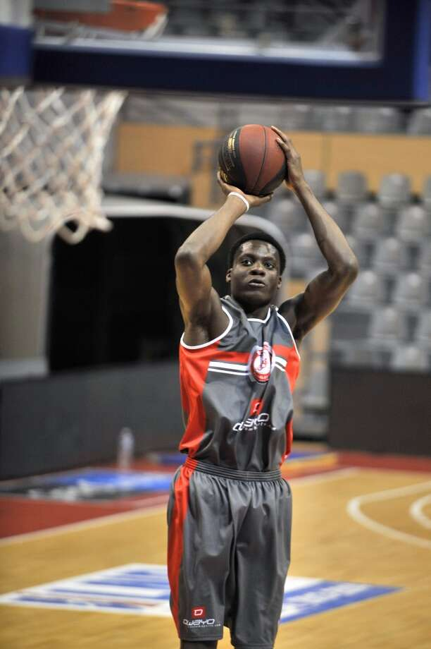 21. Oklahoma City – Clint Capela, 6-11, F, ChalonThe Thunder would be happy to wait for Capela, and fits Sam Presti's routine of selecting length and athleticism. Photo: AFP, AFP/Getty Images