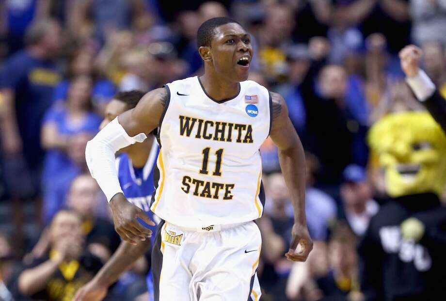 25. Houston -- Cleanthony Early, 6-7, F, Wichita State  Hairston could be a solid pick if he slips just enough and Kyle Anderson would get a long look. If the Rockets don't move the pick, Early fits the team's draft history as a productive, veteran, though undersized college player. Photo: Andy Lyons, Getty Images