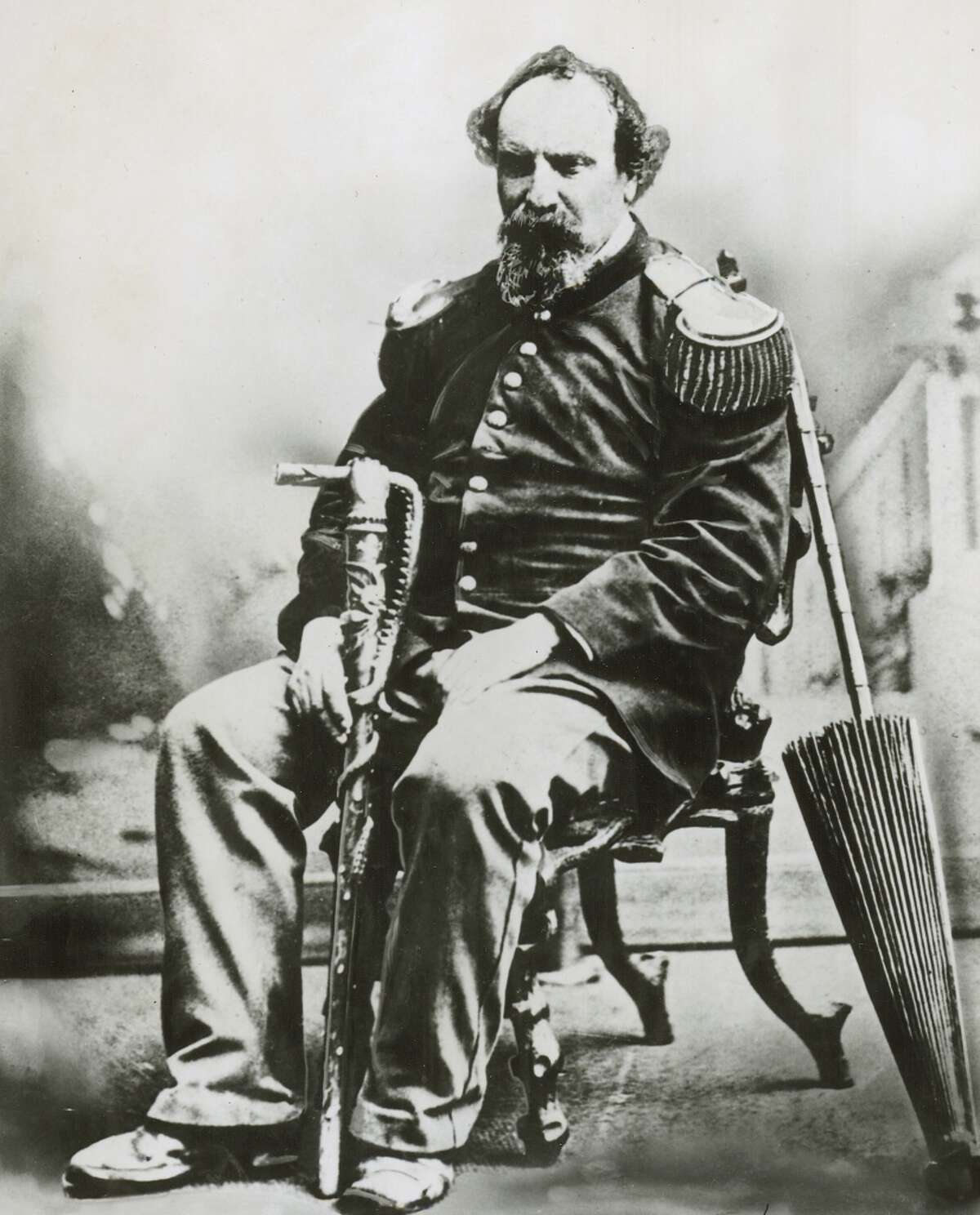 """1. Emperor Norton- The self-proclaimed Imperial Majesty Emperor Norton I proclaimed himself """"Emperor of these United States"""" and subsequently """"Protector of Mexico"""" in 1859."""