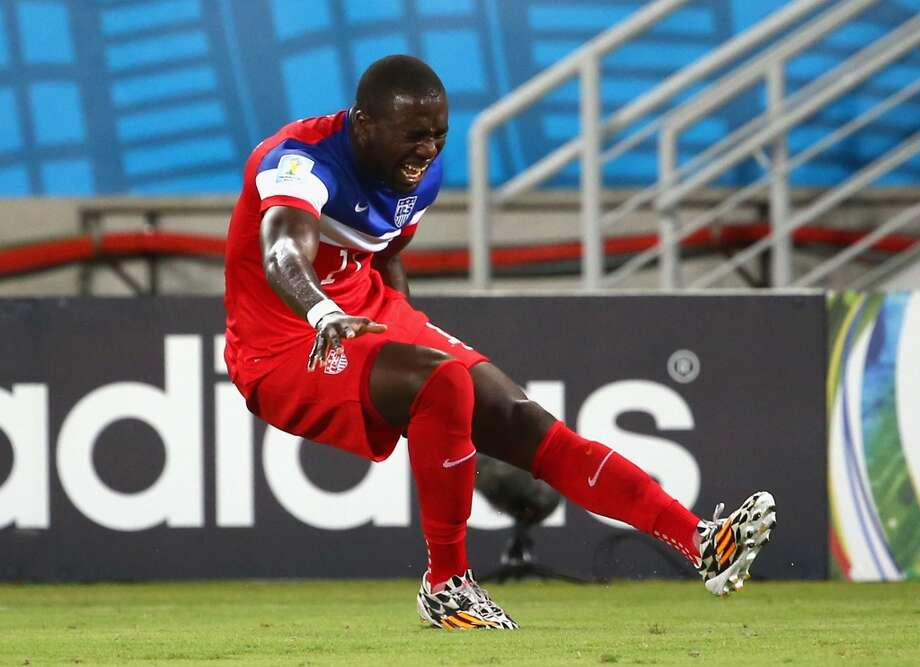 You know more about Jozy Altidore's hamstring than your own. Photo: Robert Cianflone, Getty Images