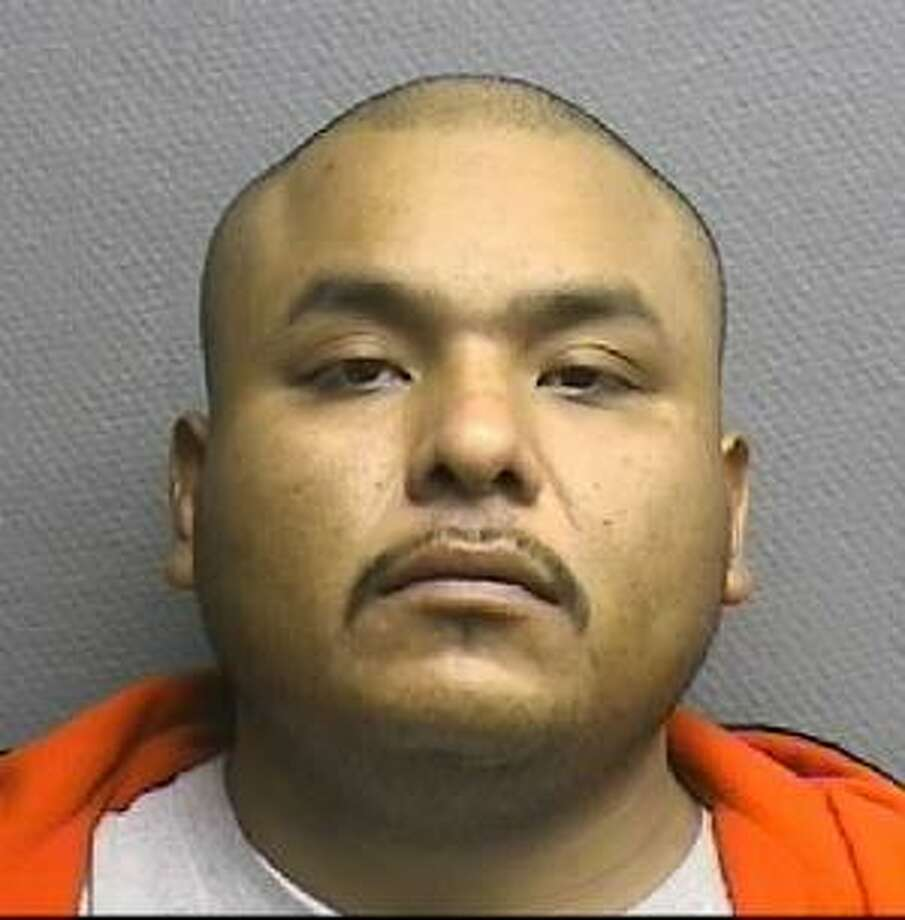 Mugshot of Daniel Romero, suspect in a fatal hit-and-run crash that killed an infant girl earlier this month.