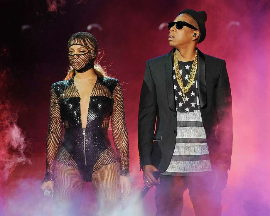 "Beyonce and JAY Z kicked off their ""On The Run Tour"" in Miami June 25. While they won't perform in Houston until July 18, we have a sneak peek at what their show looks like, and their many, many costume changes here. Take a look.  Photo: Jeff Daly, Getty/AP Entertainment / Invision"