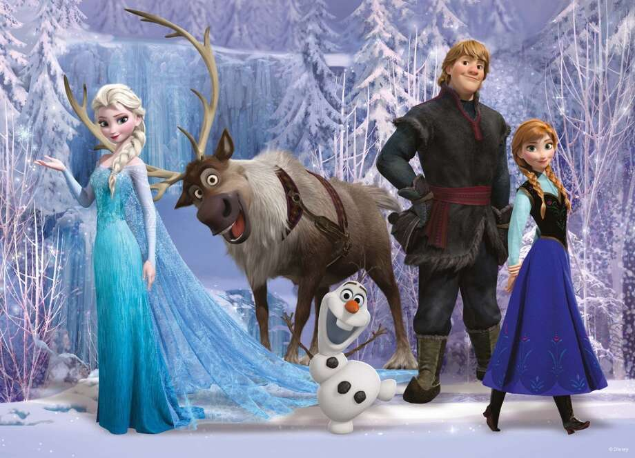 "Stamford's Avon Theatre hosts a ""Frozen"" sing-along on Saturday. Find out more.  Photo: Contributed Photo"