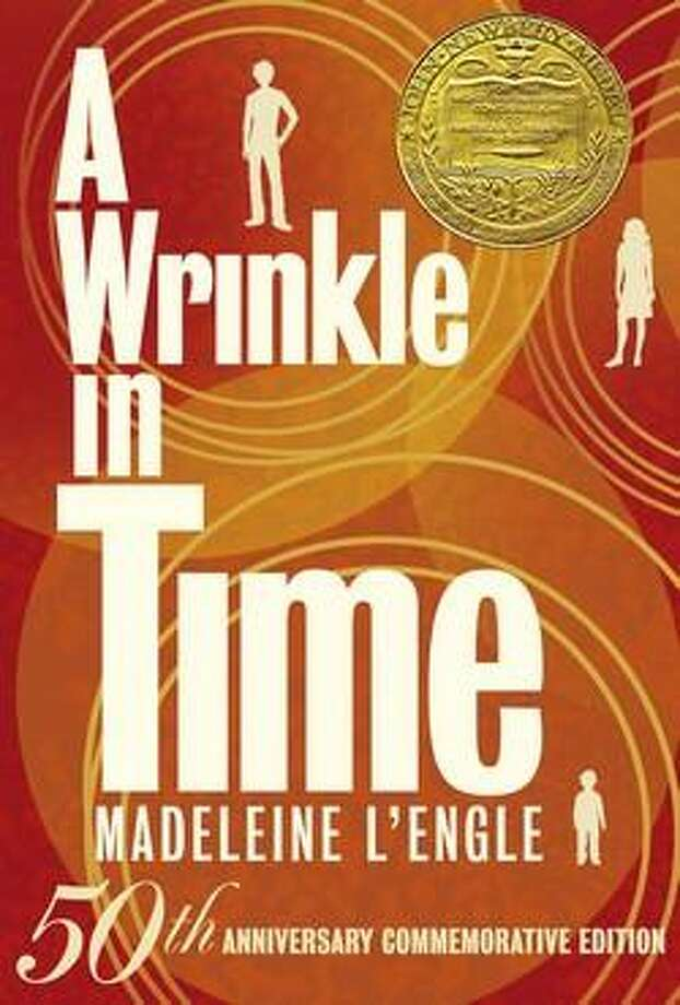 3) A Wrinkle in Time by Madeleine L'Engle