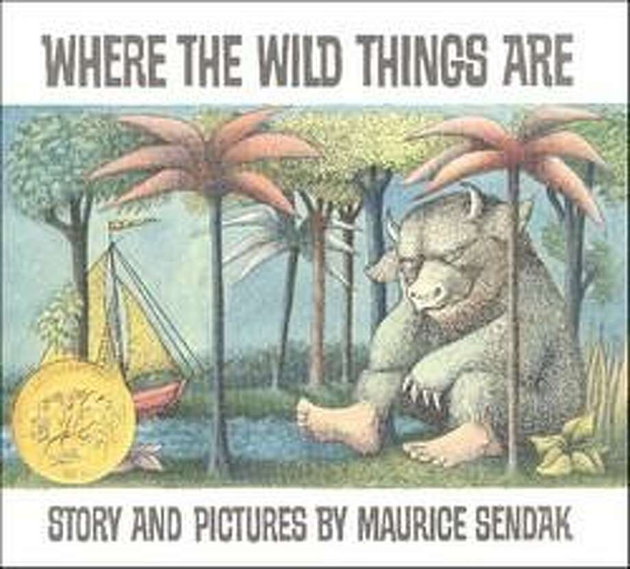 5) Where the Wild Things Are by Maurice Sendak