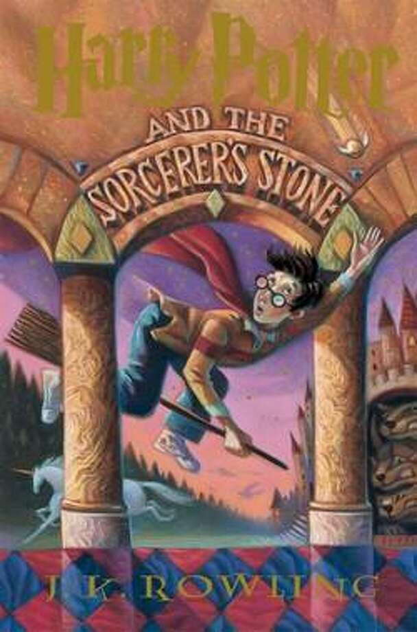 6) Harry Potter and the Sorcerer's Stone by J.K. Rowling