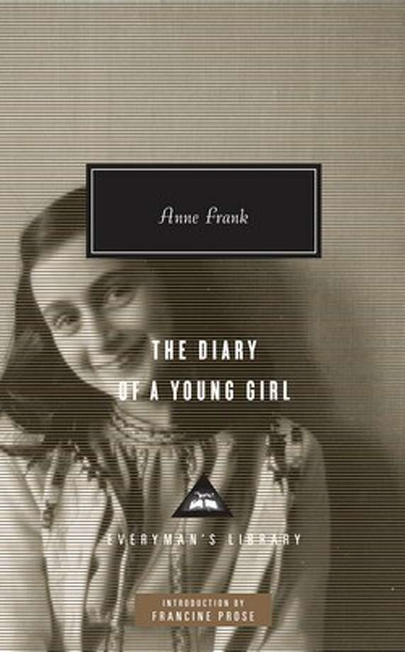 8) The Diary of a Young Girl by Anne Frank