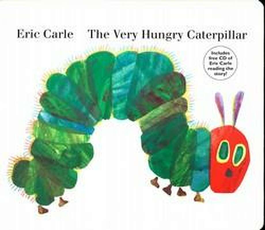 12) The Very Hungry Caterpillar by Eric Carle
