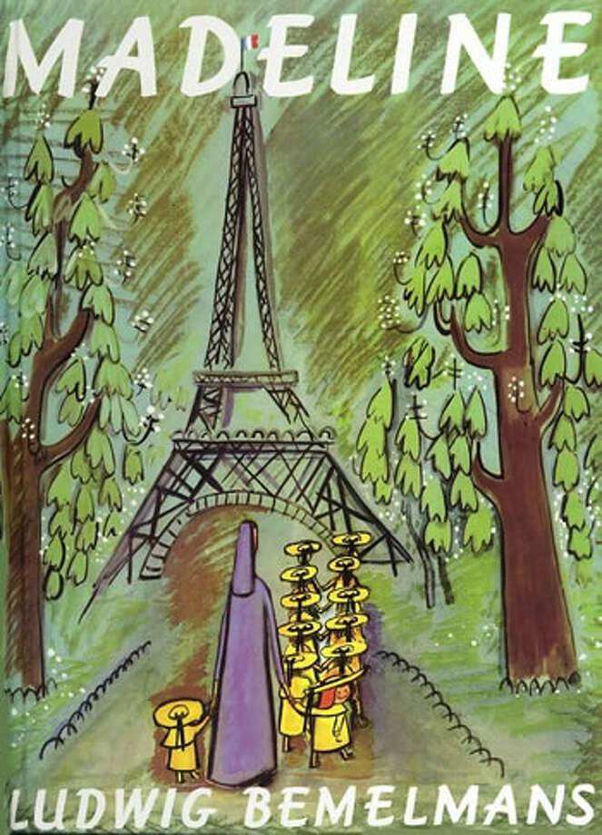 13) Madeline by Ludwig Bemelmans