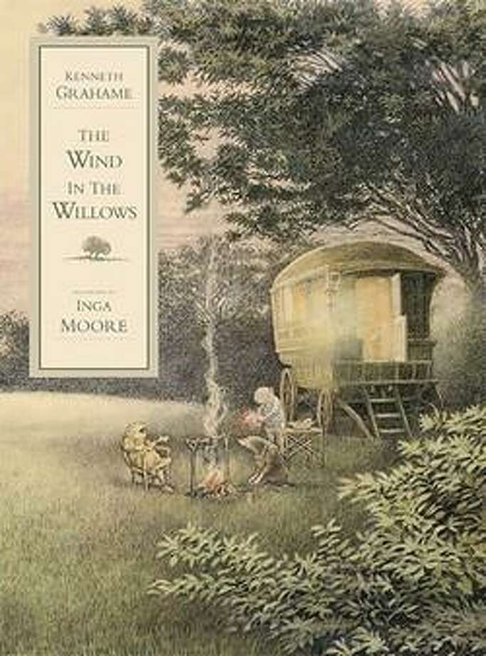 14) The Wind in the Willows by Kenneth Grahame