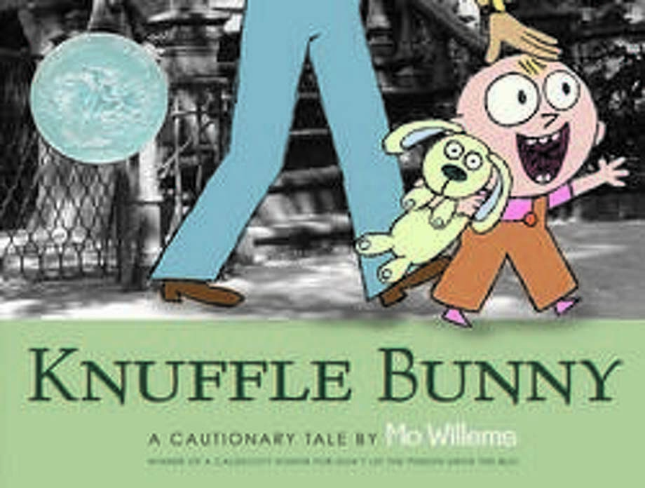 19) Knuffle Bunny: A Cautionary Tale by Mo Willems