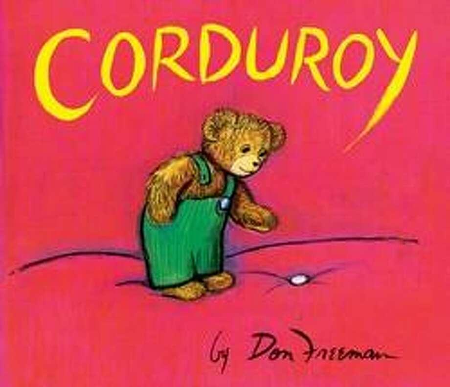 22) Corduroy by Don Freeman