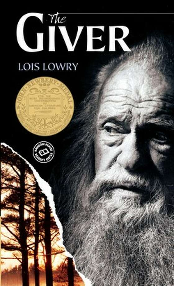 25) The Giver by Lois Lowry