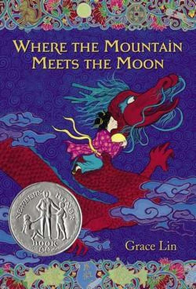 26) Where the Mountain Meets the Moon by Grace Lin