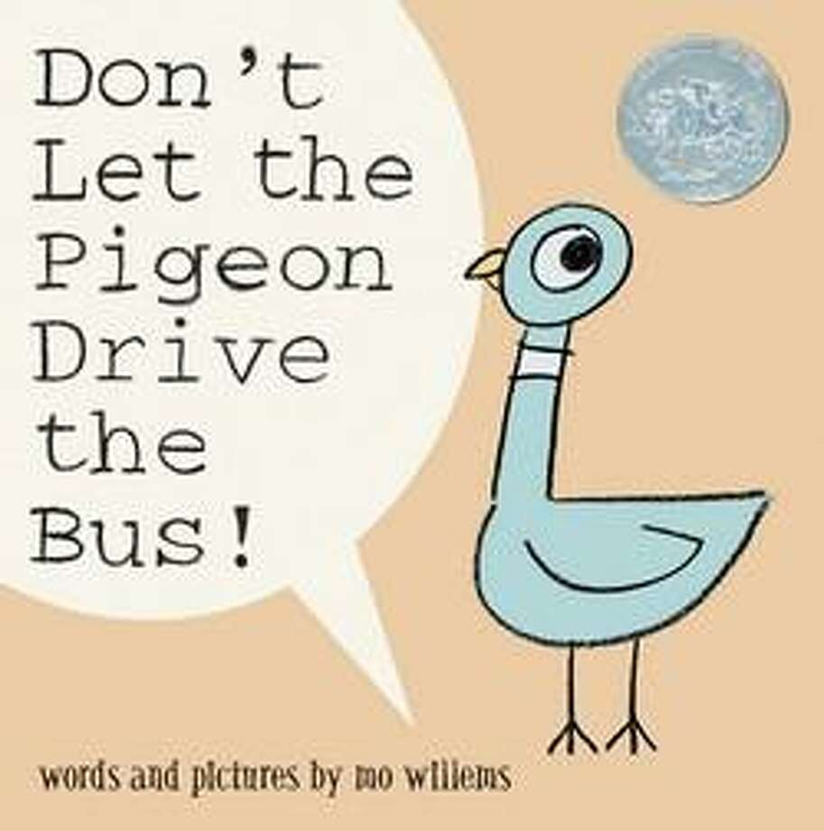 28) Don't Let the Pigeon Drive the Bus! by Mo Willems