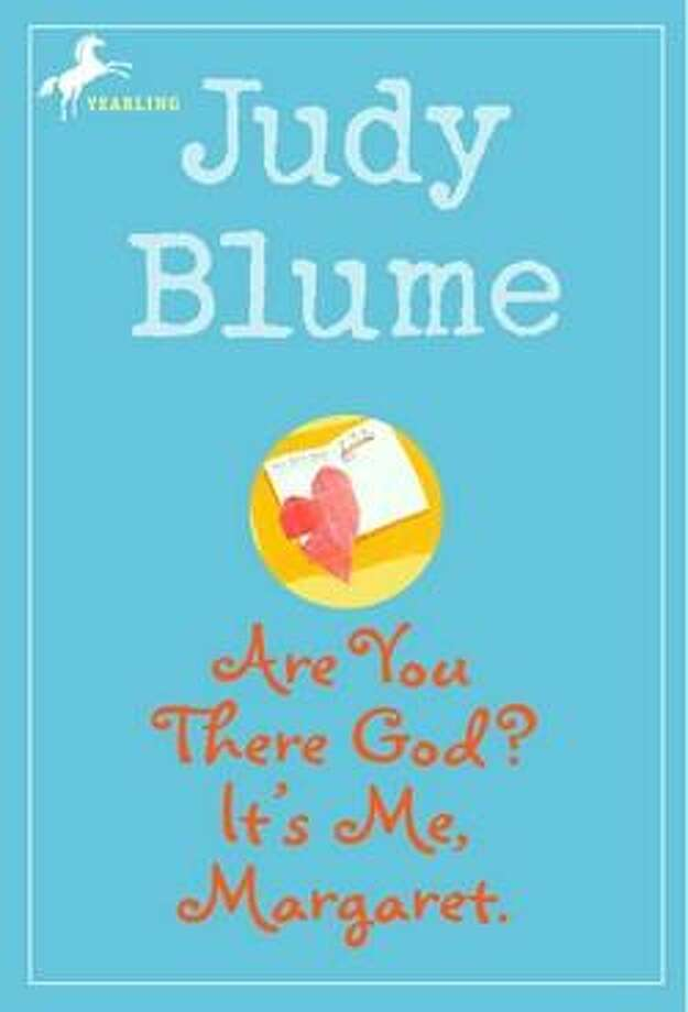 29) Are You There God? It's Me, Margaret by Judy Blume
