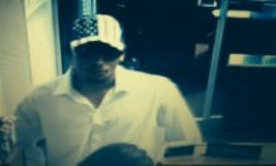 Wells Fargo bank robbery suspect. Photo: The Enterprise