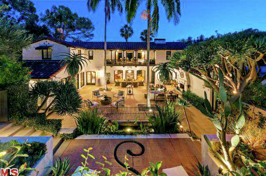 Parsons bought this swanky Los Feliz home from Twilight star Robert Pattinson for $6.375 million. Photo: MLS