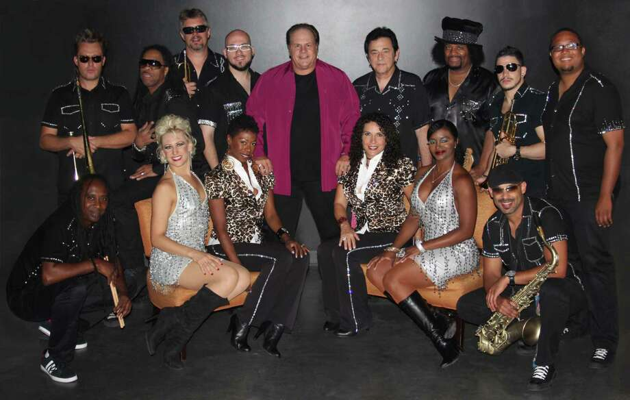 Do a little dance: KC and the Sunshine Band kick off Stamford's Alive@Five concert series on Thursday, July 10. Photo: Contributed Photo / Stamford Advocate Contributed