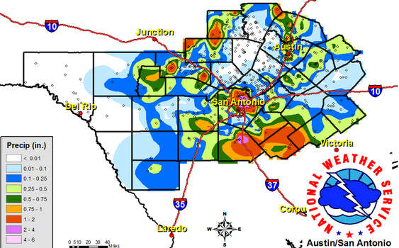 Alamo Heights Weather Forecast