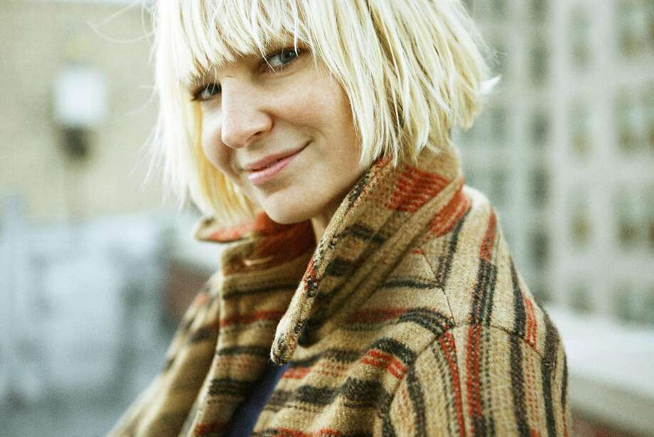 Sia releases her latest album, '1000 Forms of Fear,' this week. Photo: RCA