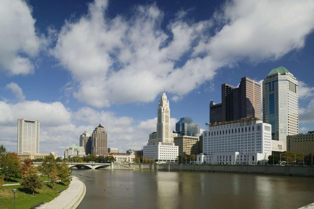 14. Columbus, Ohio