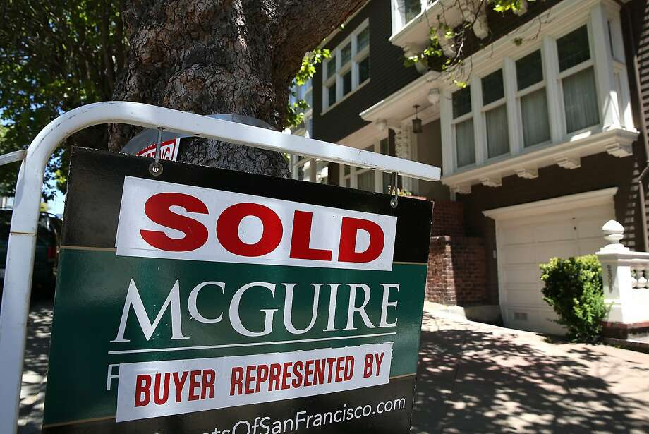 In all nine counties combined, 6,754 homes and condos were sold in  March, 37 percent more than in February — close to the long-term average  between those two months. Photo: Justin Sullivan, Getty Images