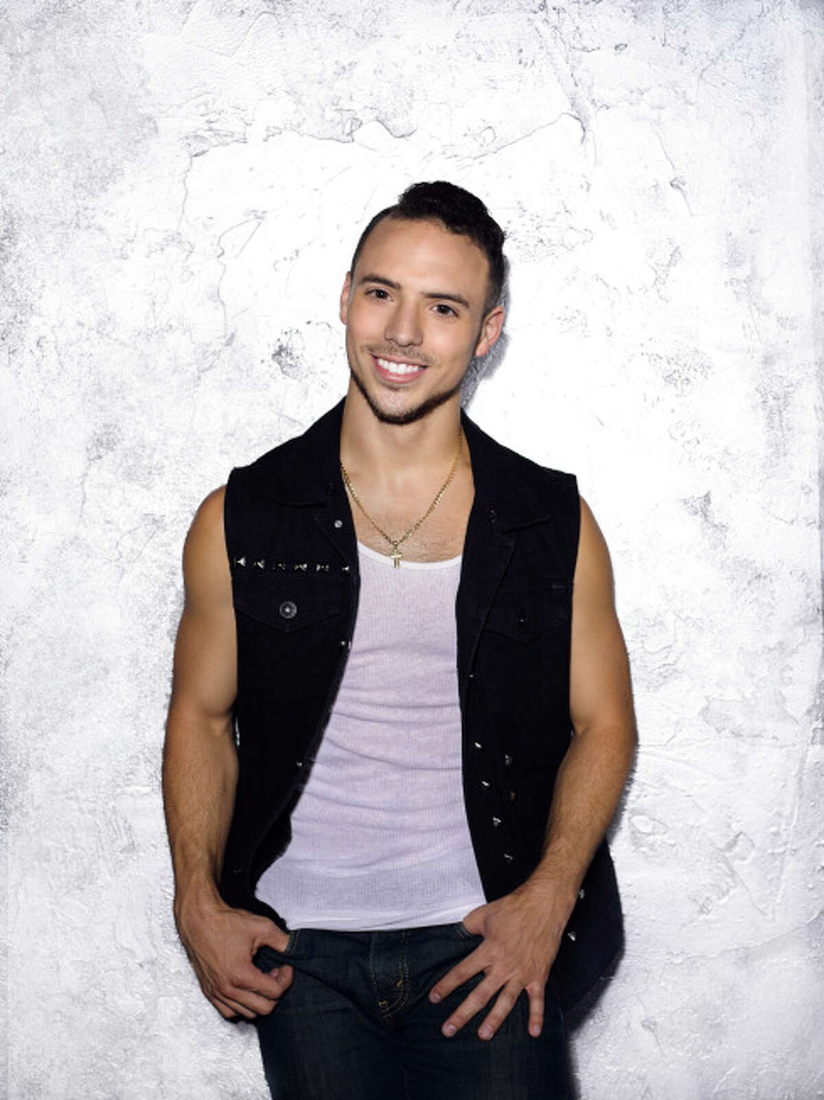 Top 20 contestant Emilio Dosal (23), is a Popping dancer from Houston, TX.