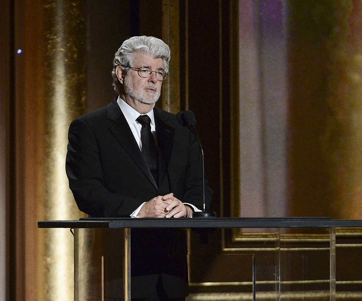 324. George Lucas - Lucasfilm Net worth: $4.5 billion