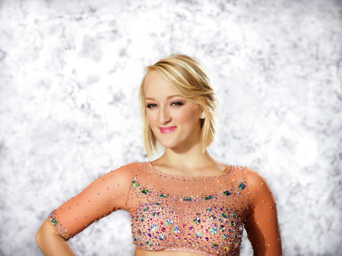 Top 20 contestant Tanisha Belnap (20), is a Ballroom dancer from Payson, UT.