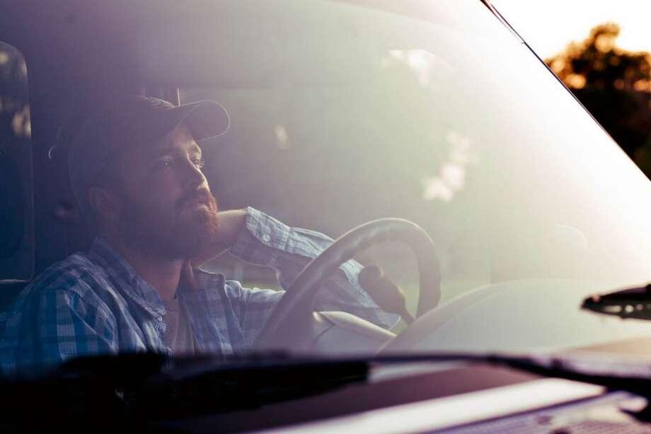 Aaron Paul as Hollis Wilson in a scene from Hellion. Publicity still provided by Lauren Logan